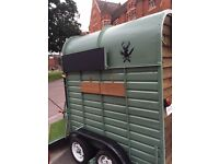 Horse trailer/ food trailer conversion catering trailer £5000