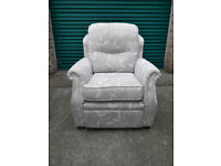 RRP £852 DFS G Plan Pinter fabric armchair in perfect condition / free delivery