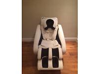 SASAKI 7 SERIES First Class Massage Chair (Ivory)