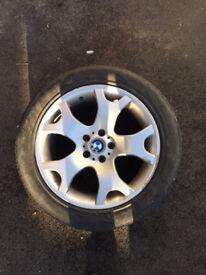 """BMW X5 E53 Original 1096231 - 19"""" Alloy"""