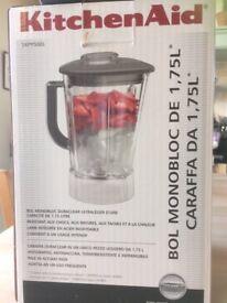 Brand new Kitchenaid blender jug