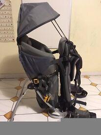 Deuter Kids Comfort II baby/child carrier: as good as new.
