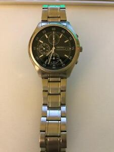 Seiko Chronograph Men's Watch