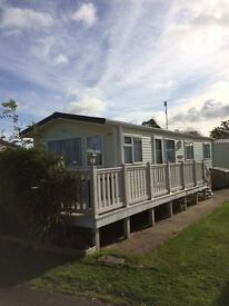 For sale, Caravan, Static, Holiday Home, New Forest, Hampshire, Dorset, Sited at Hoburne Bashley.