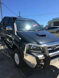 2009 Toyota Hilux SR5 Dual Cab Diesel Ute Aroona Caloundra Area Preview