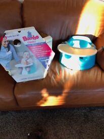Bumbo Combo seat & play