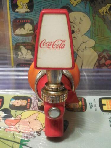 1960s Coca Cola  Soda Fountain Dispenser Tap Handle Cornelius Tombstone Coke