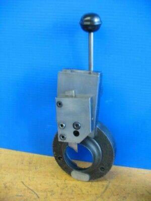 Hardinge Model 7 Vertical Cutoff Slide Dv-59 Dsm-59 Wblade Holder Vgc