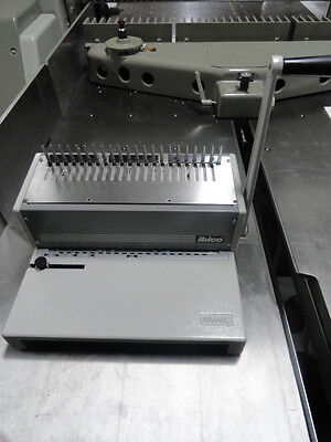 Ibico Ibimatic Plastic Comb Binding Machine