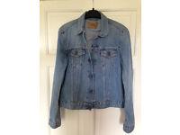 Ladies Levi Denim Jacket