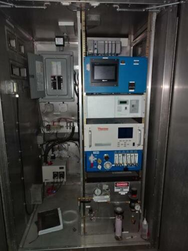 CEMTEK CEMS w/ Thermo 42i LS NOx and Servomex 1440 O2 Analyzers CEMLink MORE! #2