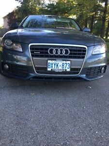2011 Audi A4 2.0T Premium Plus W Back Up Camera, Push Start, Nav