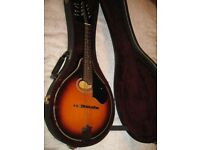 Samick SM 30 TS Mandolin, Excellent Condition