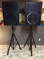 Peavey Scorpion Stage/Studio Monitor Set