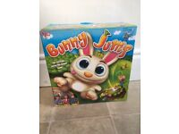 Bunny Jump Game From University Games