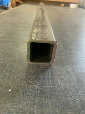Steel Square Tube 2 X 2 X 18 Long X 316 Wall 0.188