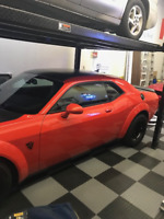 Heated Indoor Car and Motorcycle Storage