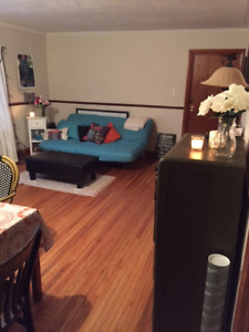 Large 2 bedroom + den