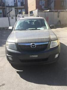 MAZDA TRIBUTE 4 CYLINDRES, 2010, MAGS , AIR CLIM, CRUISE 2699