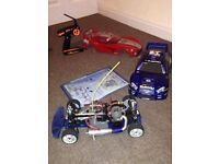 Rc nitro remote control car 2 speec