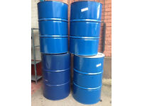 matching oil pan steal drum barrels for sale can cut can deliver