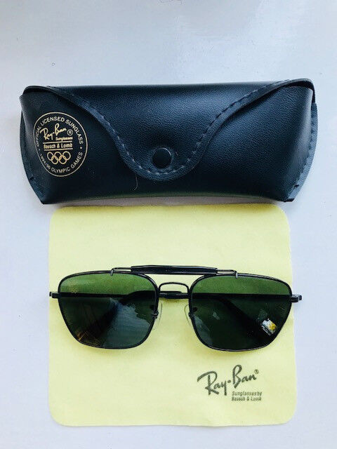 c2c3e17b90 Genuine Ray-Ban Bausch   Lomb Olympic Sunglasses