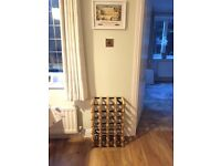 Wine Rack - 28 bottles (cheap and in good condition)