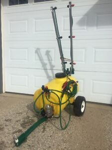 Sprayer-ECS 250 Spray Tech
