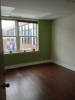 Newly renovated office space