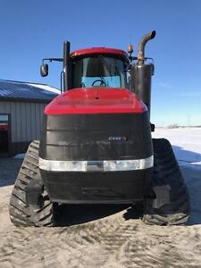 Case 550Q Tractor