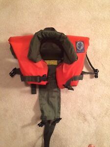 PFD (personal Flotation Device) for Infant