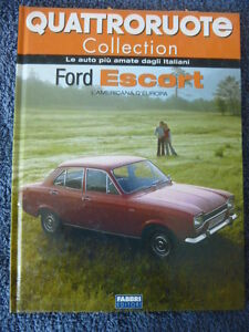 rare-book-FORD-ESCORT-50-pages-hard-cover