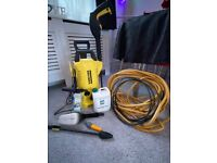 KARCHER jet washer - as new!