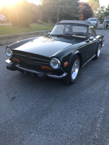 Triumph Tr6 Great Selection Of Classic Retro Drag And