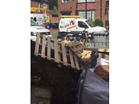 Free Wooden Pallets - collect from Sale Cheshire M33