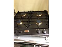 Stoves 600 GR Heritage 4 ring gas hob excellent condition 60cm