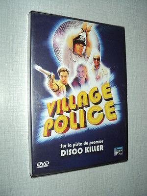 FILM VILLAGE POLICE DVD RYAN SUR LA PISTE DU PREMIER DISCO KILLER