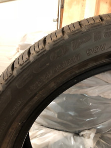 NEW TIRES! 0kms