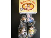 Wallace & Gromit collectable figures