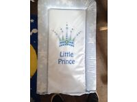 **little prince changing Matt never been used**