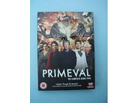 Primeval Complete Series 2 DVD Box Set 2 Disc