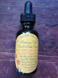 MOROCCAN SILK FACIAL SERUM