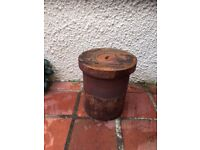 AGA Barrel, part for an Aga range cooker