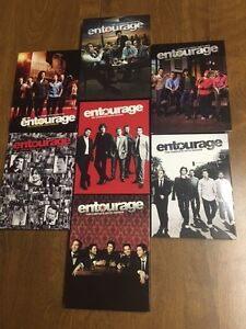 Entourage DVD Seasons Set