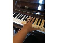 Piano/Keyboard lessons, All ages and stages