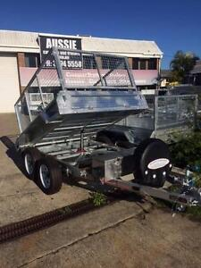 Hydraulic Tipping Trailer Acacia Ridge Brisbane South West Preview