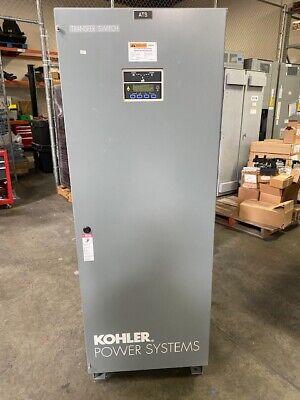 Kohler Power Kcs-dmta-0400b Automatic Transfer Switch 3ph 400a 480v Indoor