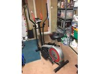 York Fitness 2-in-1 Cycle Cross Trainer