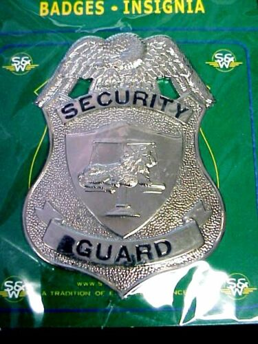 Security Guard High Quality Professional Breast Shield - Silver
