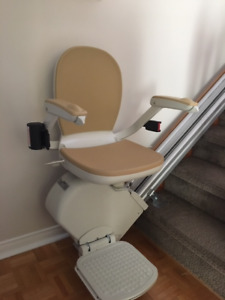 2- Almost NEW Acorn Electric Stair Chair Lifts  for Homes